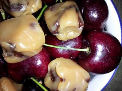 Cherry Gourmet Caramels