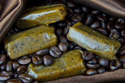 Espresso Gourmet Caramels